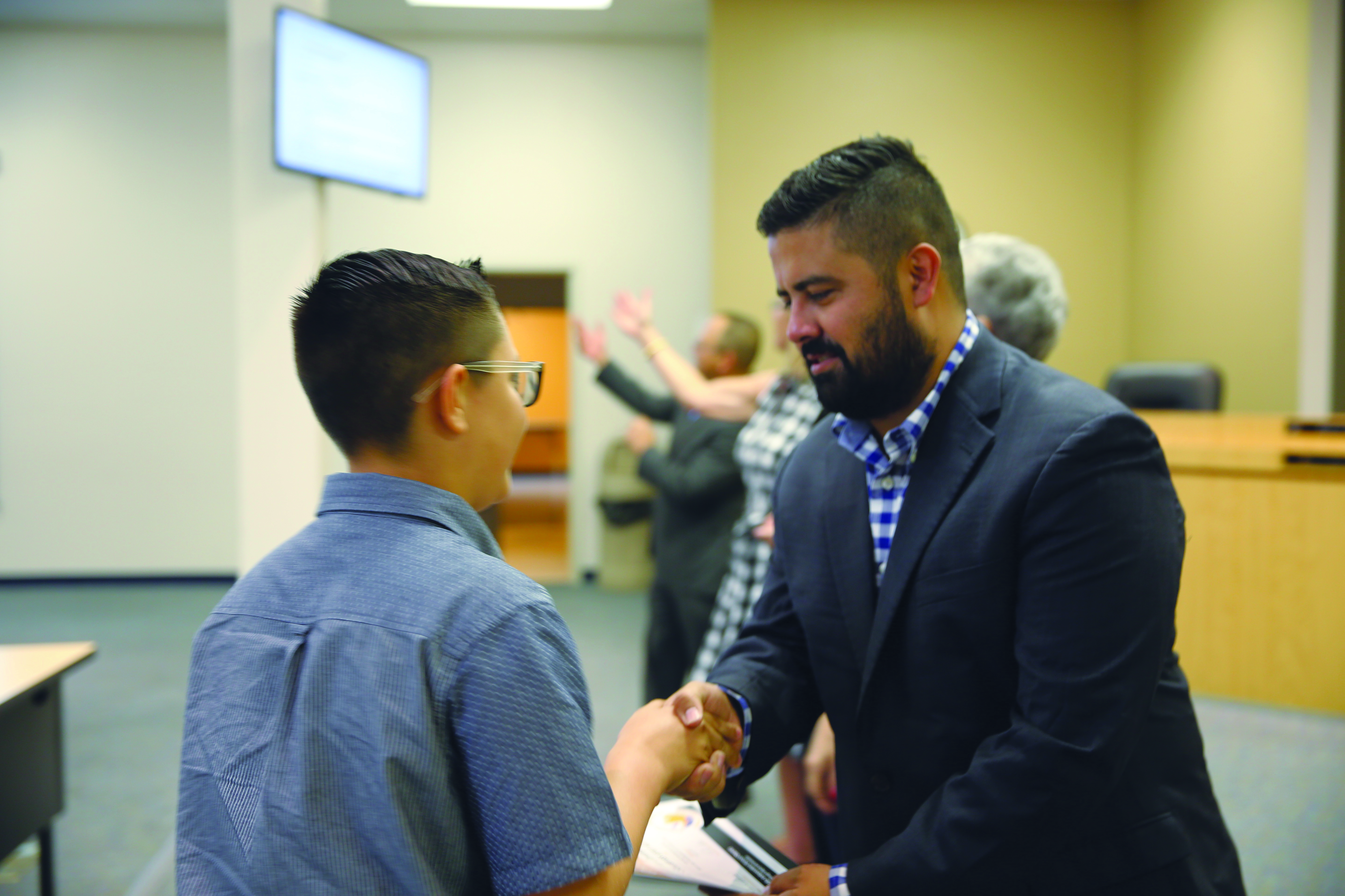 Canutillo ISD's Rodriguez to become first El Pasoan on TASB leadership board since 1990s