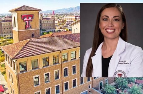 Damaris Rosado, M.S., PA-C | Photo courtesy TTUHSC El Paso
