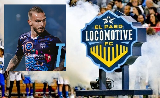 El Paso Locomotive FC, Midfielder Alexy Bosetti mutually agree to part ways