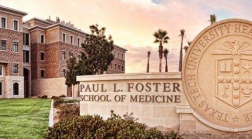 Paul L. Foster School of Medicine Students learn where they will go for residency